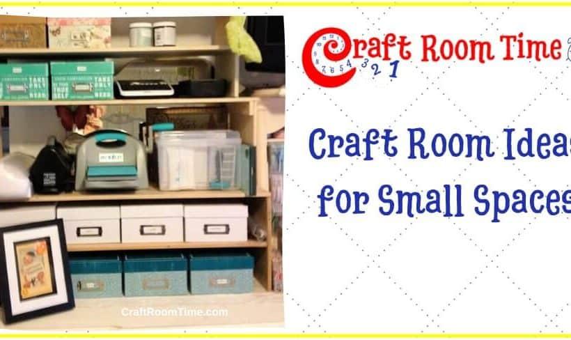 Small Craft Room Ideas