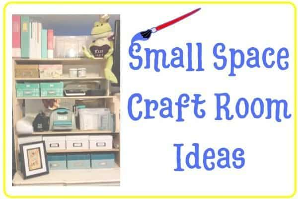 Small Space Craft Room Ideas