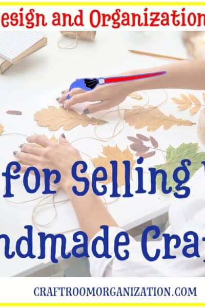 Tips for Selling Handmade Crafts