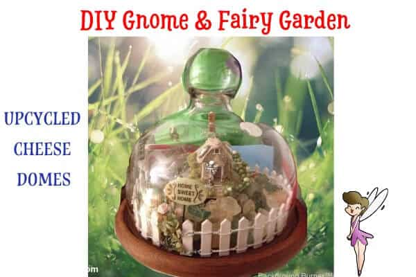 DIY Gnome and Fairy Garden