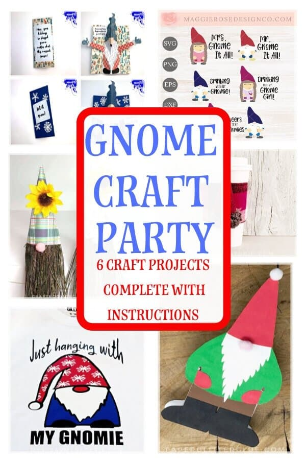 Gnome Craft party