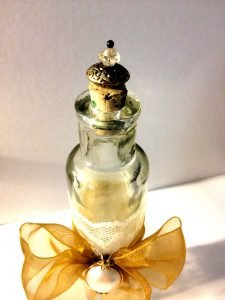 Tiny Bottle with Bow