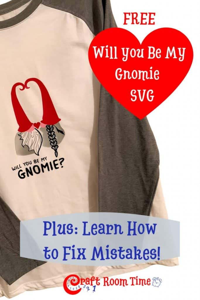 Will You Be My Gnomie T-Shirt