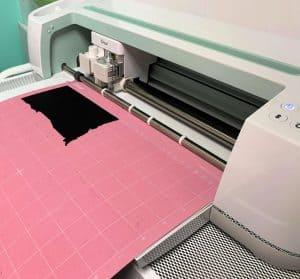 Pink Mat for Giraffe