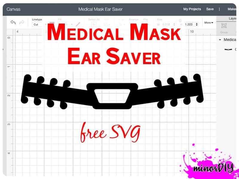 Mask-Ear-Saver-Free-SVG