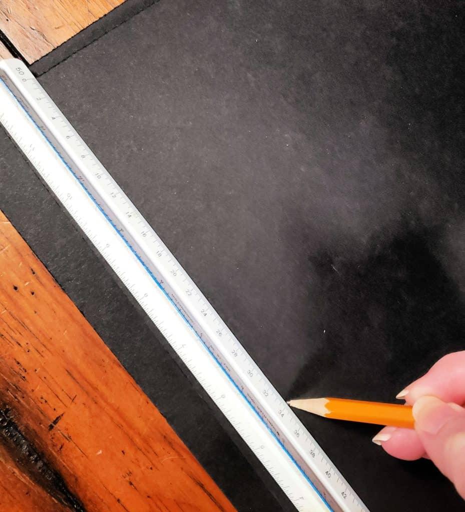 Measure Foam Board