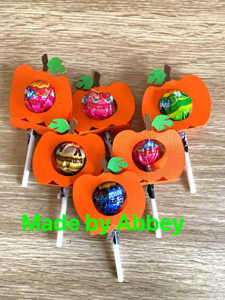 Free Halloween Lollipop SVGS