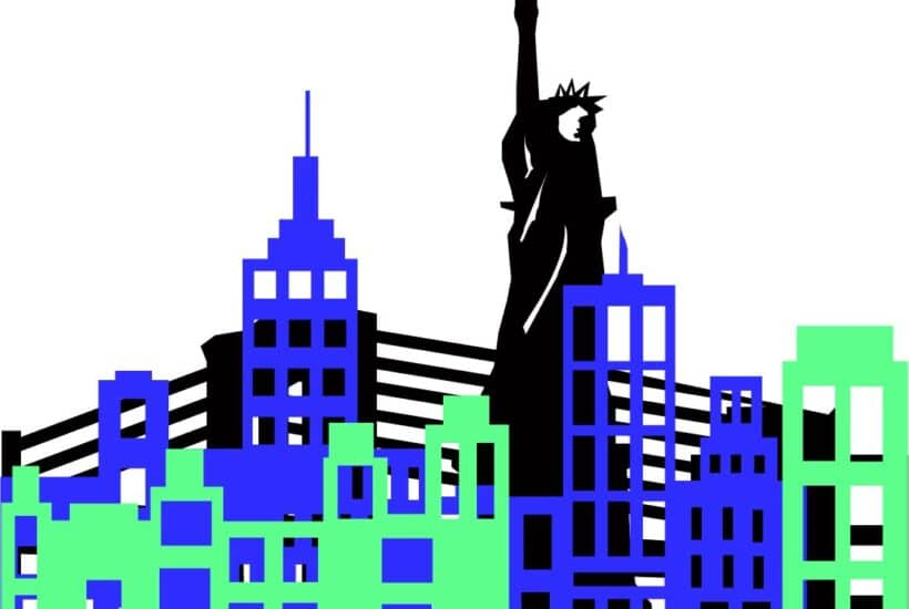 New York City Scape