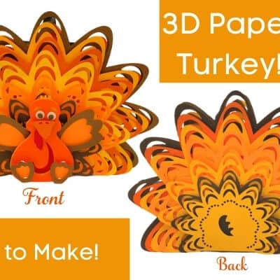 Thanksgiving Table Crafts and More