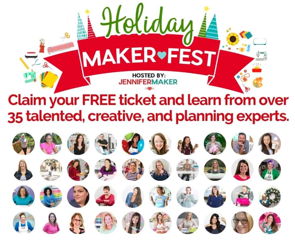 FREE Holiday Maker Fest and Sneak Peak