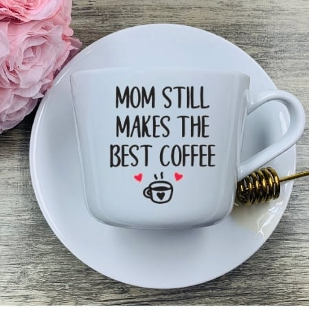 Mom still makes the best coffee
