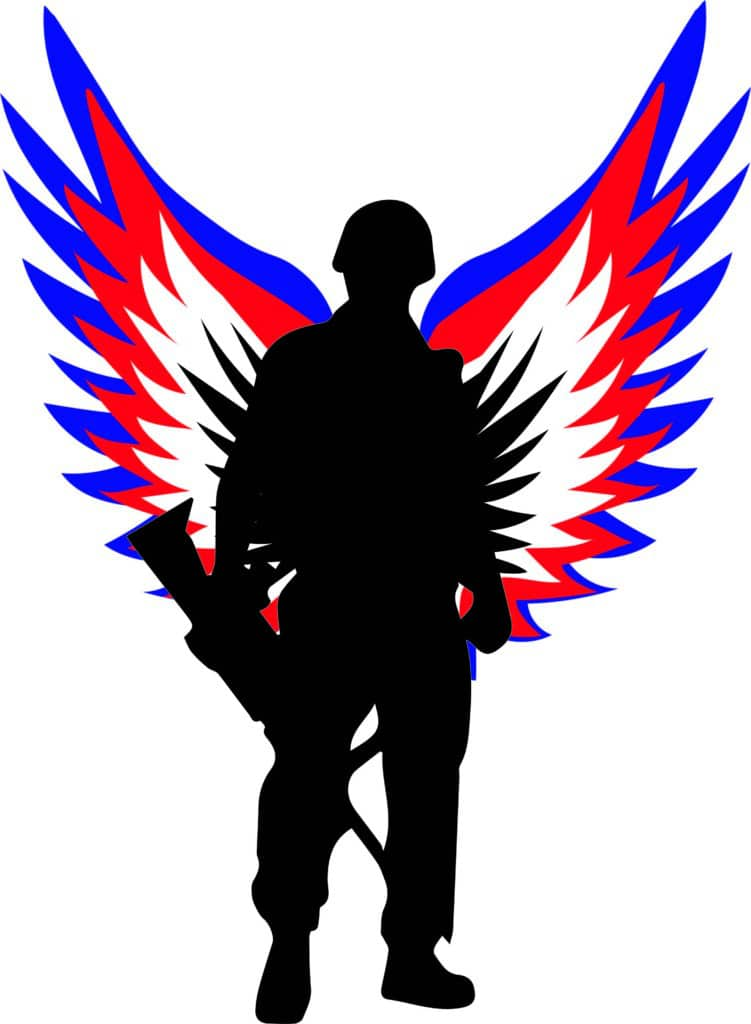 How to Make a 3D Soldier with Wings
