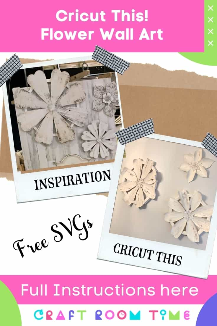 Make 3D Paper Flower Art for Your Walls